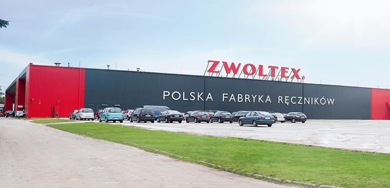 100% vervaardigd in Polen